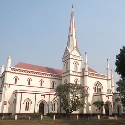 Christ Church in Lucknow