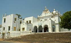 Church of St. Francis of Assisi in Goa City