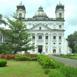 Church of St. Cajetan in Goa