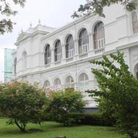 Colombo National Museum in Colombo