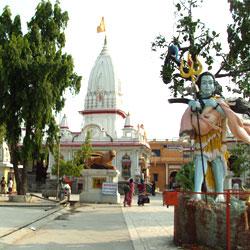 Daksha Mahadev Temple in Haridwar