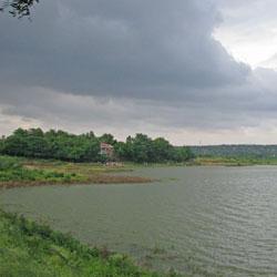 Damdama Lake in Sohna