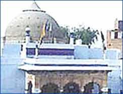 Dargah of Bu Ali Shah Qalandar