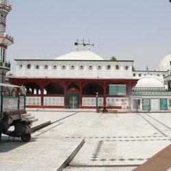 Dargah of Bu Ali Shah Qalandar in Panipat
