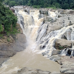 Dassam Waterfalls in Ranchi