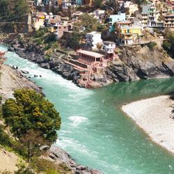 Deoprayag in Haridwar