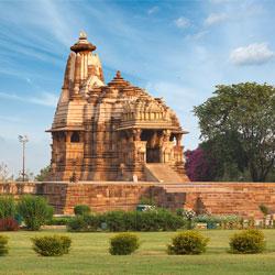 Devi Jagdamba Temple in Khajuraho