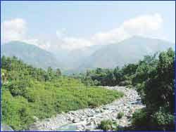 Dharamshala in Kangra