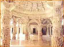 Dilwara Temple in Mount Abu