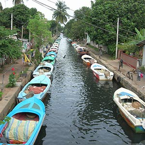 Dutch Canal in Negombo