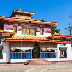 Enchey Monastery in Gangtok