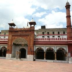 Fatehpuri Masjid in New Delhi