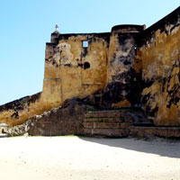 Fort Jesus in Mombasa