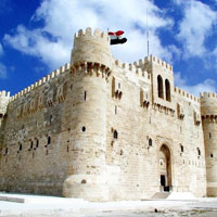 Fort Qaitbay in