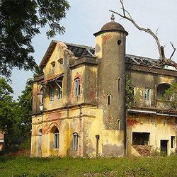 Fort St David in Chennai