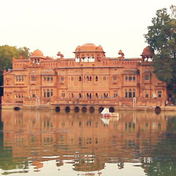 Gajner Palace in Bikaner