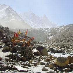 Gangotri in Gangotri
