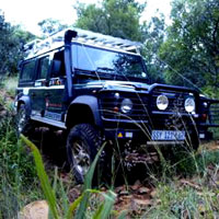 Gauteng 4x4 Trails