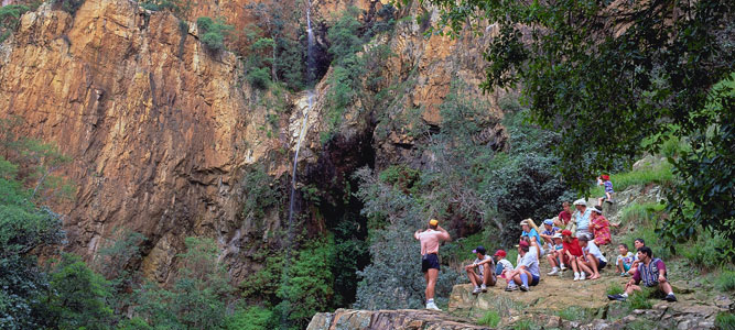 Gauteng Hiking Trails