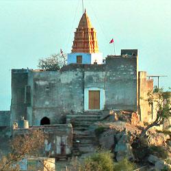 Gayatri Temple in Pushkar