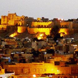 Golden fort or Sonar Kila in Jaisalmer