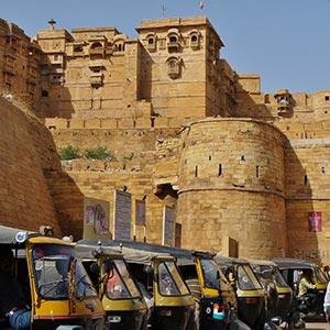 Golden fort or Sonar Kila