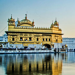 Golden Temple in