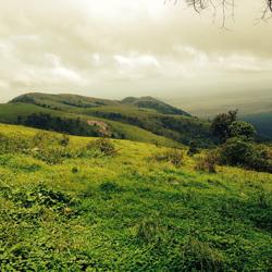 Gopalaswamy Betta Hills in Mysore