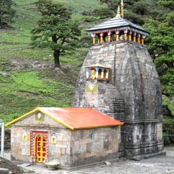 Gopeshwar Mahadev Temple in Chamoli