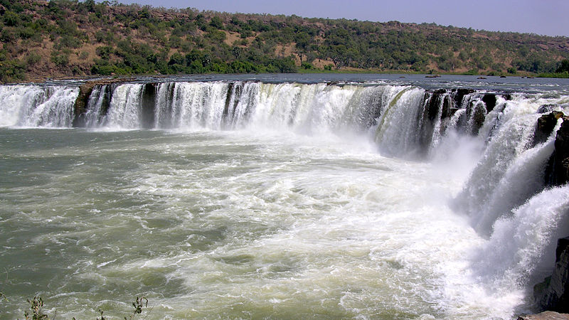 Gouina Falls in Bafoulabe