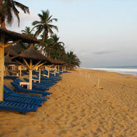 Beaches of Grand Bassam in Grand Bassam