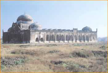 Gulbarga Fort in Bijapur