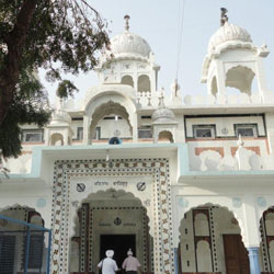 Gurdwara Chaubara Sahib in Amritsar