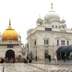 Gurdwara Goindwal Sahib in Amritsar