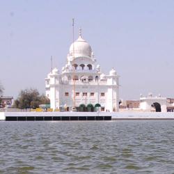 Gurdwara Rakab Ganj in New Delhi
