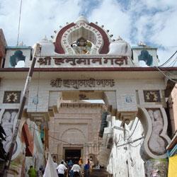 Hanuman Garhi in Faizabad