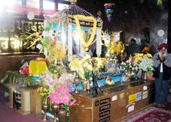 Hemkund Sahib Gurdwara in Joshimath