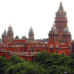 High Court Chennai in