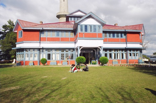 Himachal State Museum & Library