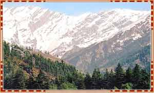 Himalayan National Park in Kullu