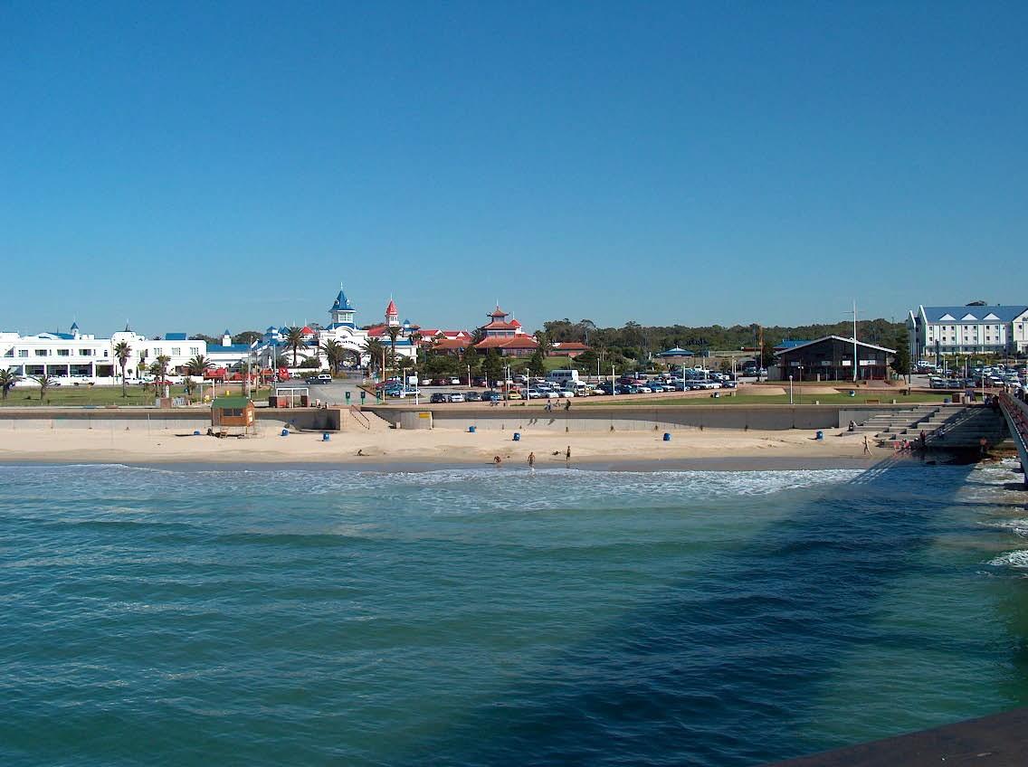 Hobie Beach in Port Elizabeth