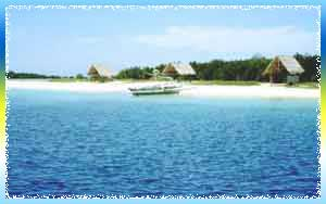Honda Bay Beach in Mimaropa