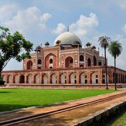Humayun Tomb in New Delhi
