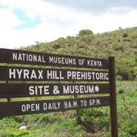 Hyrax Hill Prehistoric Site and Museum in Nakuru