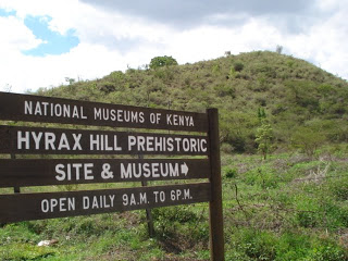 Hyrax Hill Prehistoric Site and Museum