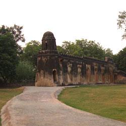 Idgah in New Delhi