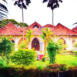 Indo Portuguese Museum in Kochi