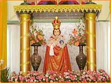 Infant Jesus in Bangalore