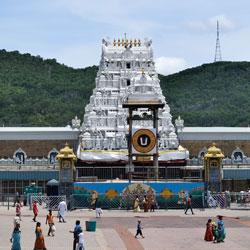 Tirupati Tirumala Balaji Temple in Warangal