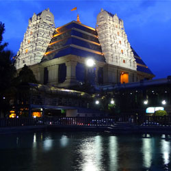 Iskcon Temple in